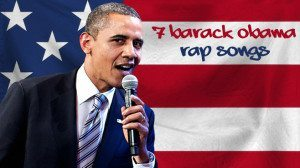 obama rap songs