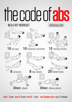 8 simple abs building exercises  ezkool